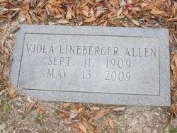 Viola <I>Lineberger</I> Allen