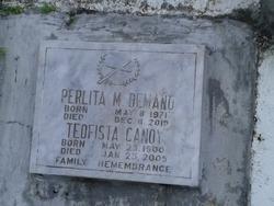 Teofista Canoy