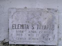 Elenita S. Tayapa