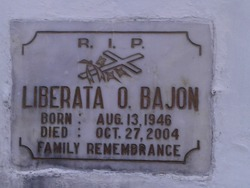 Liberata O. Bajon