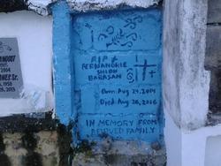 Fernandrie Shion Barasan