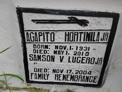 Agapito Hortinila, Jr