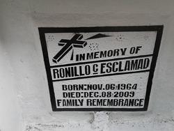 Ronillo C Esclamad