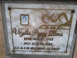 Virgilia Pugoy Llema