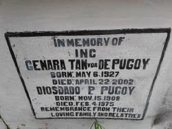 Genara Tan vda De Pugoy