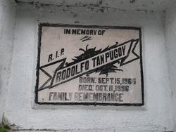 Rodolfo Tanpugoy