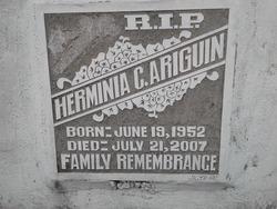Herminia C. Ariguin