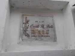 Ernesto B Rillo