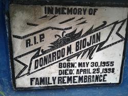 Donardo M Biojan