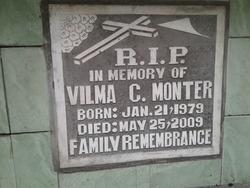 Vilma C Monter