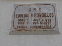 Eugenio B Rondillos