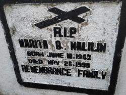 Marita Q Nalilin