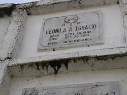 Leonila A. Ignacio