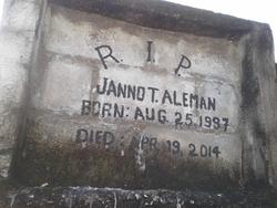 Janno T. Aleman
