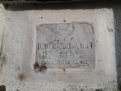 Dimitria J Navigar