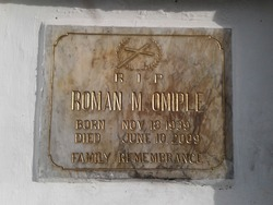 Roman M Omiple