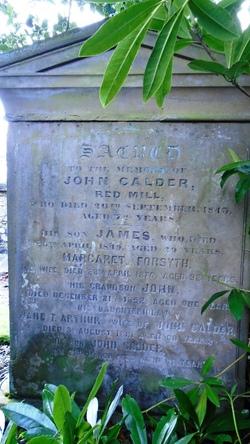 Jane T <I>Arthur</I> Calder
