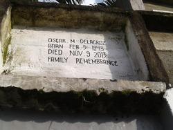 Oscar M. Delacruz