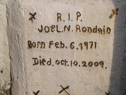 Joel  N Rondain