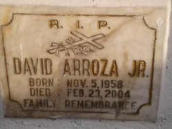 David Arroza, Jr.