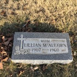 Lillian Mary <I>Durham</I> Alcorn