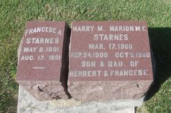 Harry M. Starnes