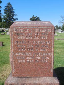 Pearl C. Stearns