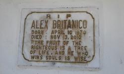 Alex Britanico