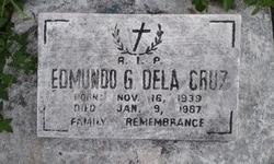 Edmundo G Dela Cruz