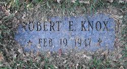 Robert E Knox