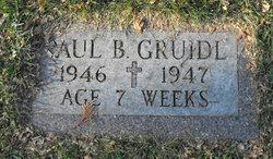 Paul B Gruidl