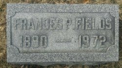 Frances <I>Powell</I> Fields