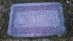 Gloria Harriet <I>Swanson</I> Jarman