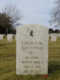 Choyce W Cummings
