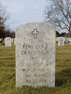 Elwood J Dexheimer