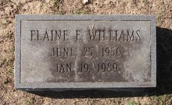 Elaine E. Williams