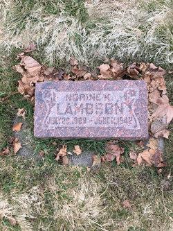 Harriet <I>Avery</I> Lambson