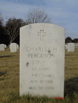 Charles H Ferguson