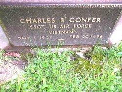 Charles B Confer