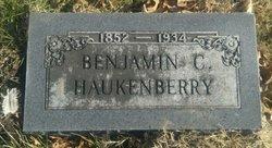 Benjamin Christy Haukenberry