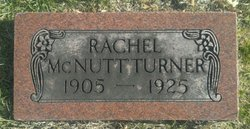 Rachel E. <I>McNutt</I> Turner Dunham