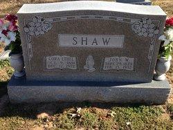John W Shaw