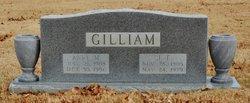 Anne Mildred <I>Black</I> Gilliam