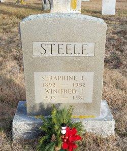 Seraphine Gabriel Steele