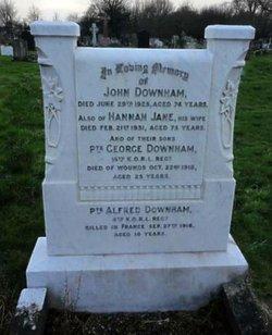 PVT George Downham