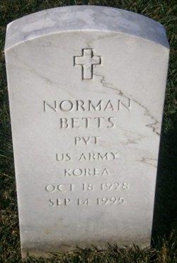 Norman Betts