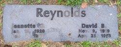 "David B. ""Dave"" Reynolds"
