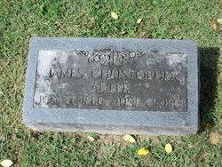 James Christopher Adler