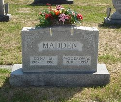 Edna M Madden