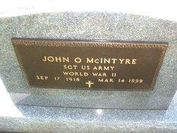 John O. McIntyre